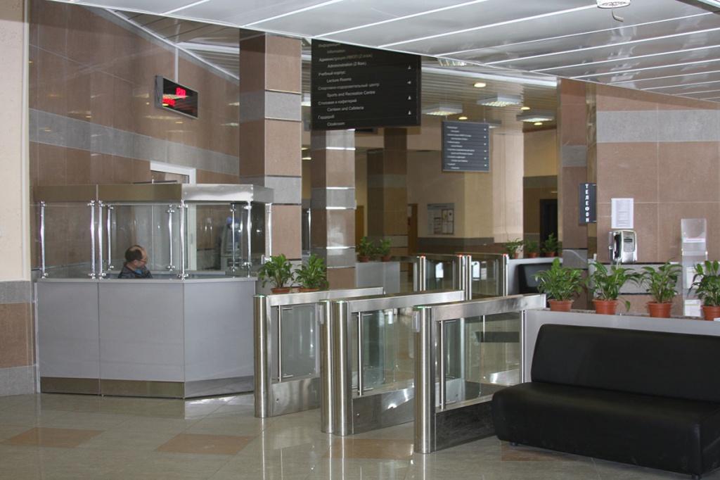 Гостиница ИМОП СПбГПУ