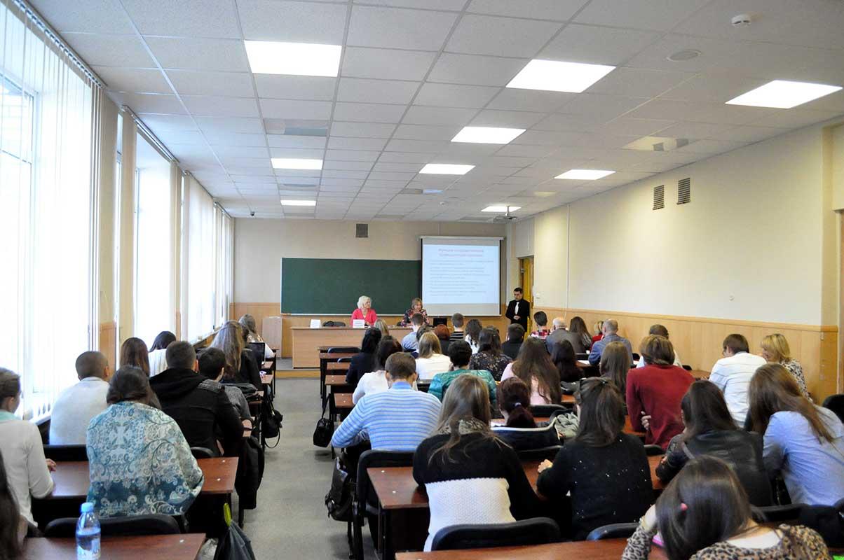 <p>Секция 2 Научные исследования студентов и молодых ученыхЭКОПРОМ 2014</p>